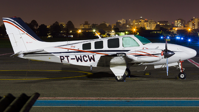 PT-WCW - Beechcraft 58 Baron - Private