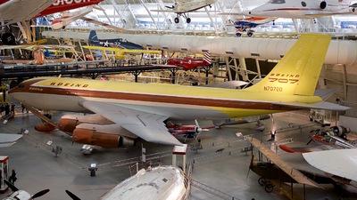 N70700 - Boeing 367-80 - Boeing Company