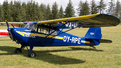 OY-RPE - Aeronca 11AC Chief - Private