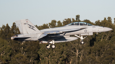A44-215 - Boeing F/A-18F Super Hornet - Australia - Royal Australian Air Force (RAAF)