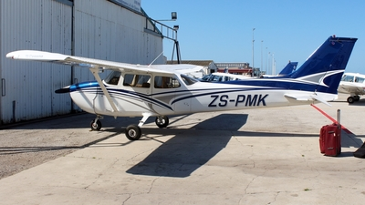 ZS-PMK - Cessna 172M Skyhawk - Lanseria Flight Center