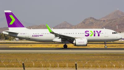 CC-AZP - Airbus A320-251N - Sky Airline