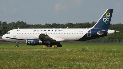 SX-OAH - Airbus A320-232 - Olympic Air