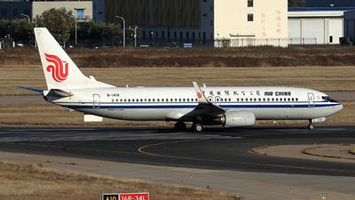 B-1418 - Boeing 737-89L - Air China