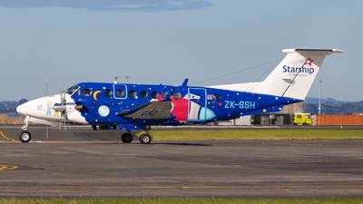 ZK-SSH - Beechcraft B300 King Air 350 - Starship Air Ambulance