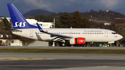 A picture of SERET - Boeing 73776N - SAS - © R.Rimestad
