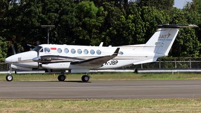 PK-JBP - Beechcraft B200GT King Air 250 - Jhonlin Air Transport