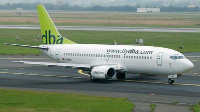 D-AGEJ - Boeing 737-3L9 - Deutsche BA