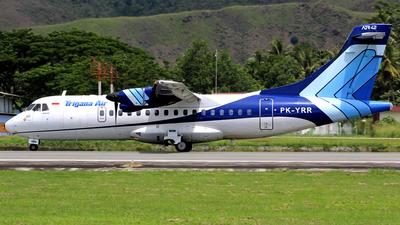 PK-YRR - ATR 42-300 - Trigana Air Service