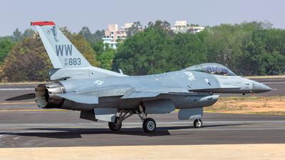 92-3883 - Lockheed Martin F-16CM Fighting Falcon - United States - US Air Force (USAF)