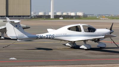 PH-TDS - Diamond DA-40D Diamond Star TDI - Vliegclub Schiphol