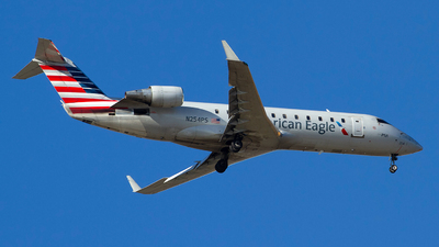 A picture of N254PS - Mitsubishi CRJ200ER - PSA Airlines - © Jeremy D. Dando