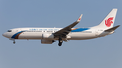 B-7891 - Boeing 737-89L - Dalian Airlines