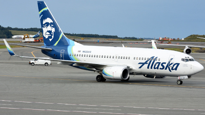 N622AS - Boeing 737-790 - Alaska Airlines