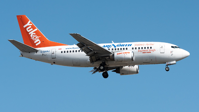 C-GANJ - Boeing 737-548 - Air North