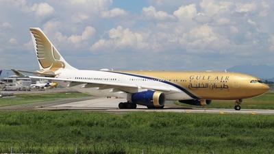 A9C-KE - Airbus A330-243 - Gulf Air
