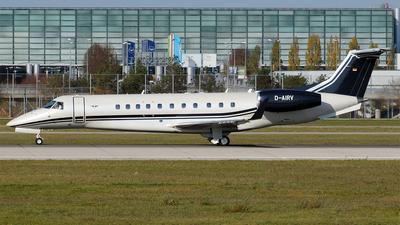 D-AIRV - Embraer Legacy 650E - Air Hamburg