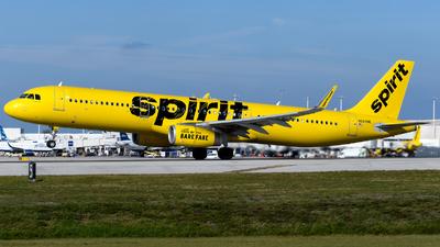 N683NK - Airbus A321-231 - Spirit Airlines