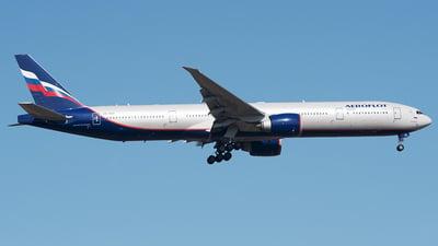 A picture of VQBUC - Boeing 7773M0(ER) - Aeroflot - © Alexey Prokhorov