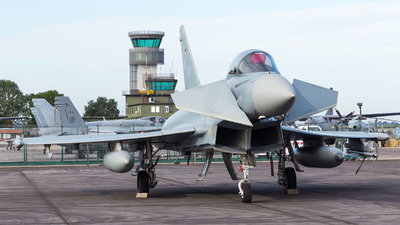 30-50 - Eurofighter Typhoon EF2000 - Germany - Air Force
