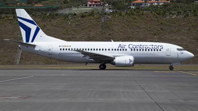 EI-STA - Boeing 737-31S - Air Contractors