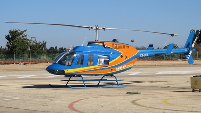 4X-BJL - Bell 206L-3 LongRanger - Chim-Nir Aviation