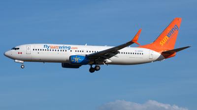 C-GFEH - Boeing 737-8GS - Sunwing Airlines