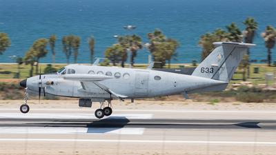 633 - Beechcraft B200T Zufit 2 - Israel - Air Force