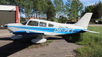 OH-PKT - Piper PA-28-181 Archer II - Private