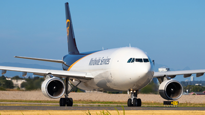 A picture of N135UP - Airbus A300F4622R - UPS - © CJMAviation