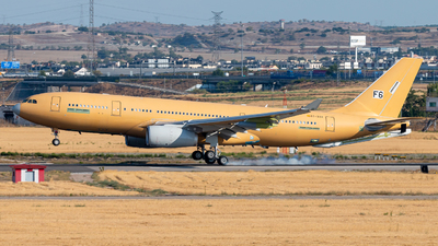 EC-333 - Airbus A330-243(MRTT) - Airbus Industrie