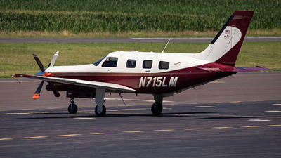 N715LM - Piper PA-46-350P Malibu Mirage - Private