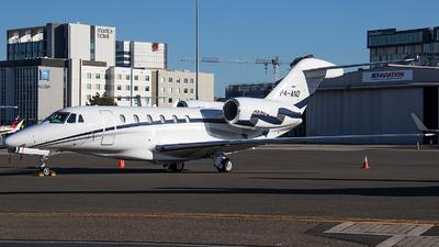 A picture of P4AND - Cessna 750 Citation X - [7500075] - © Matthew McDonald