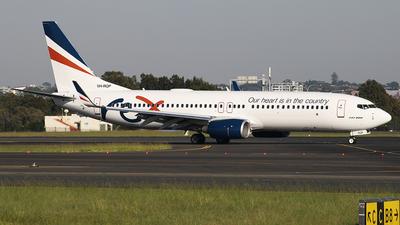 VH-RQP - Boeing 737-8FE - Regional Express (REX)