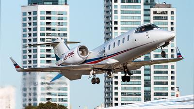 LV-FUF - Bombardier Learjet 60 - Baires Fly
