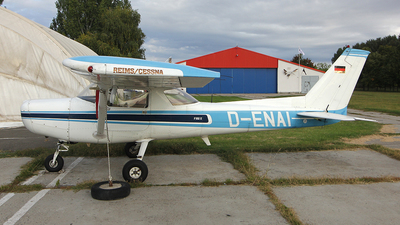 D-ENAI - Reims-Cessna F152 - Private