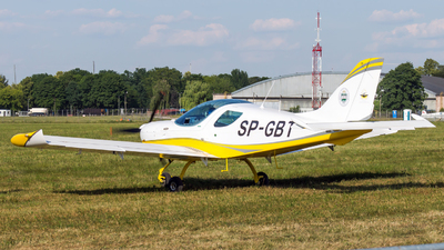 SP-GBT - Czech Sport Aircraft PS-28 Cruiser - Private