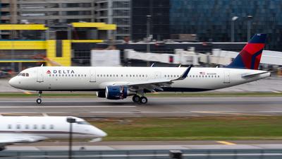 N122DN - Airbus A321-211 - Delta Air Lines