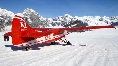 A picture of N320KT - De Havilland Canada DHC3 Otter - [73] - © C. v. Grinsven