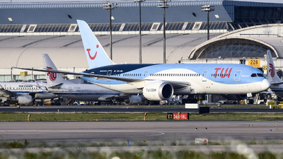 A picture of OOJDL - Boeing 7878 Dreamliner - TUI fly - © DZX_14572