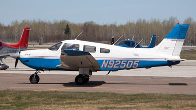 N92505 - Piper PA-28-181 Archer II - Thunderbird Aviation