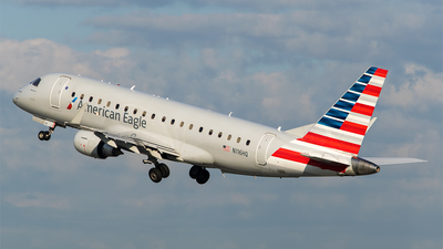 N116HQ - Embraer 170-200LR - American Eagle (Republic Airways)