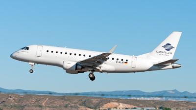 D-ALIE - Embraer 170-100LR - Cirrus Airlines