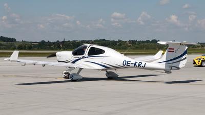 OE-KRJ - Diamond DA-40 Diamond Star - Aviation Academy Austria