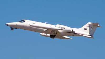 D-CITY - Bombardier Learjet 35A - Air Alliance