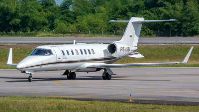 PS-LID - Bombardier Learjet 45 - Lider Air Taxi