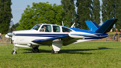 I-BXPD - Beechcraft P35 Bonanza - Private