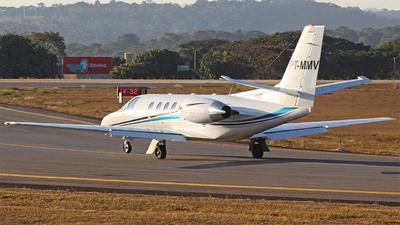 A picture of PTMMV - Cessna 550 Citation Bravo - [5500811] - © Sputnik Spotter