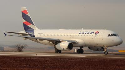 PR-MBF - Airbus A320-232 - LATAM Airlines