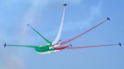 MM55054 - Aermacchi MB-339PAN - Italy - Air Force